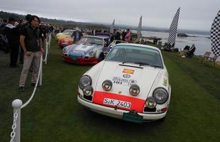 Porsche 911 50 anos