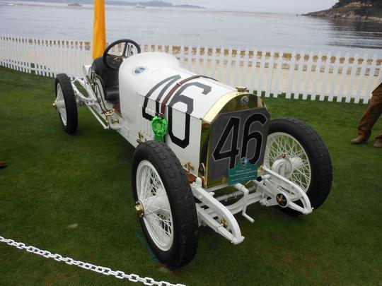 Benz 1908 Prinz Heinrich