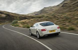 Bentley apresenta versões esportivas do Continental GT e GTC
