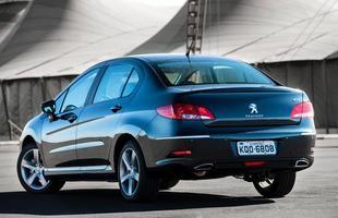 Peugeot 408 ganha câmbio automático de seis marchas