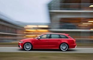 Audi RS6 Avant chega este mês ao mercado brasileiro