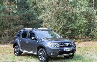 Dacia Duster 2014 ganhou luzes diurnas de LED e algumas mudanças no interior. Modelo pode antecipar mudanças no Duster brasileiro