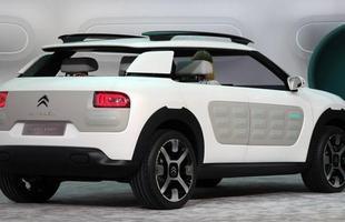 Salão de Frankfurt 2013: Carro conceito Citroën Cactus