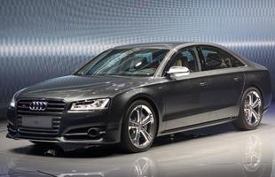 Salão de Frankfurt 2013: Audi S8