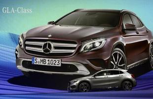 Salão de Frankfurt 2013: Mercedes-Benz GLA