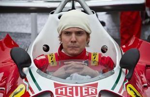 Rivalidade entre os pilotos de Fórmula 1 Niki Lauda e James Hunt chega às telas