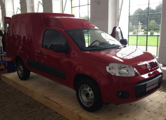 Novo Fiat Fiorino é revelado na Europa