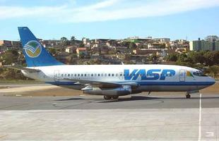 Boeing 737-200 PP-SMA da Vasp