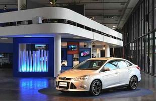 Novo Ford Focus Sedan