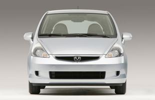Honda Fit - Primeira geração