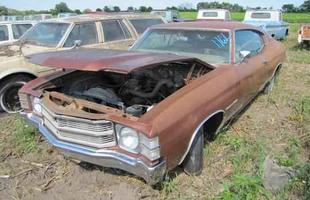 Modelos da concessionária Chevrolet nos Estados Unidos