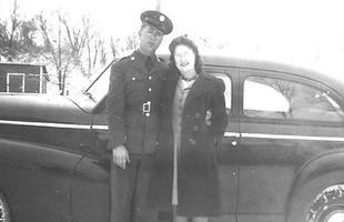 Ray e Mildred Lambrecht abriram concessionária da GM em 1946