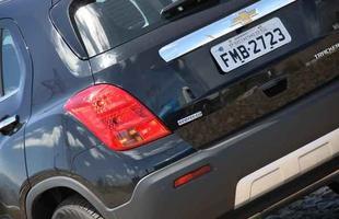 Chevrolet Tracker 1.8 LTZ