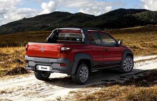 Fiat Strada Adventure CD 2014