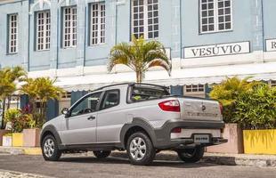 Fiat Strada Trekking 2014