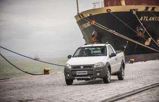 Fiat Strada Working 2014