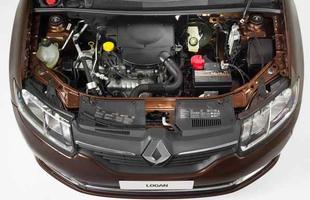 Os motores são o 1.0 16V flex, já utilizado no Clio, que agora gera até 80 cv e 10,5 kgfm e o 1.6 8V flex de 106 cv e 15,5 kgfm