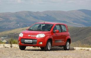 R$ 26.400 Fiat Novo Uno Vivace 1.0 2p
