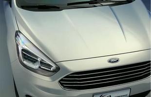 Novo Ford Ka 2014