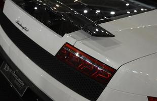 Bienal do Automóvel de BH é palco para lançamentos, palestras e até pista pff road para test-drive em picapes 4x4 (Thiago Ventura/EM/D.A Press)