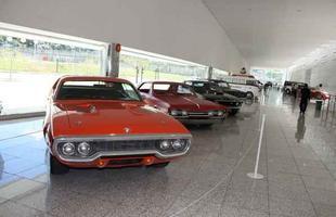 Bienal do Automóvel 2013 (Foto: Marlos Ney Vidal/EM/D.A Press)