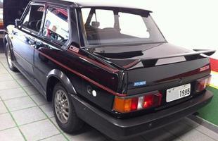Fiat Oggi completa 30 anos de lançamento  em 2013