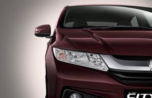 Novo Honda City é revelado na Índia