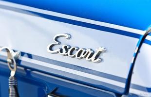 Ford Escort RS2000 1974 - Site Edmunds fez o registro do carro usado no filme Velozes e Furiosos