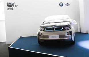 Lançamento do BMW 320i ActiveFlex e inauguração das obras da fábrica da montadora em SC