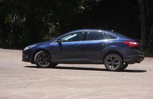 Ford Focus sedã Titanium