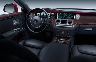 Rolls Royce Ghost Series II 2015
