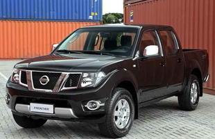 Nissan Frontier Platinum 2014