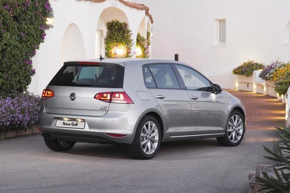 Volkswagen Golf Comfortline 2014