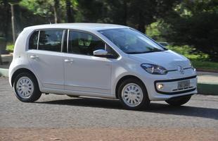Volkswagen White up!