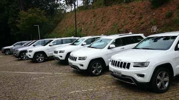 Jeep Grand Cherokee Limited Diesel  2015