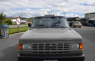 Chevrolet D-20 Custom S 1991/1992