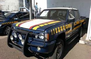 Leilão vai vender quase 100 veículos da Polícia Rodoviária Federal (PRF) em Minas Gerais
