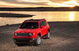 Jeep Renegade 2015 na Europa