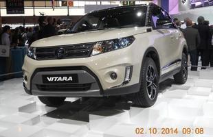 Novo Suzuki Vitara