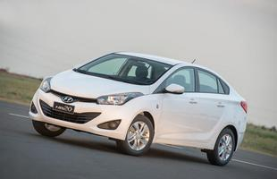 Hyundai HB20 For You e o sedã  HB20S 2015