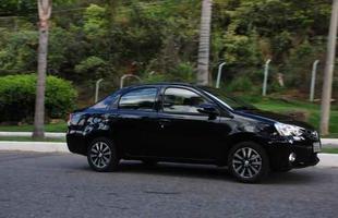 Toyota Etios sedan 1.5 Platinum