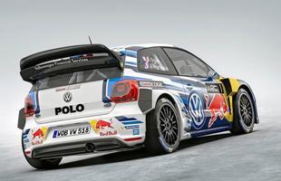 Volkswgen apresenta a segunda geração do Polo R WRC para a disputa de títulos no  World Rally Championship (WRC)