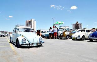 Dia Nacional do Fusca 2015 em Belo Horizonte