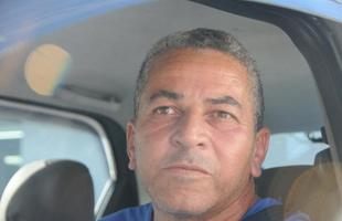 'Presto atenção nos dois sinais' - João Batista Oliveira dos Santos, motorista