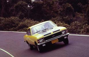 Versão esportiva SS do Opala foi uma das mais emblemáticas da marca Chevrolet
