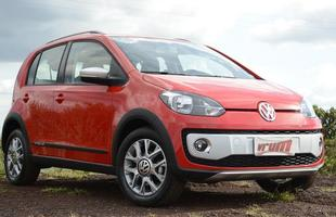 Volkswagen cross up! 2015 (foto: Thiago Ventura/EM/D.A Press)