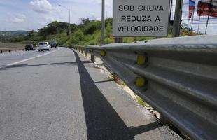 Guardrails viram armadilhas nas estradas de Minas