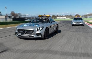Mercedes-Benz AMG GT S F1 Safety Car - 2015