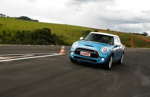 Lançamento Mini Cooper 5 Portas