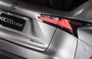 Lexus NX 200t F-Sport 2015